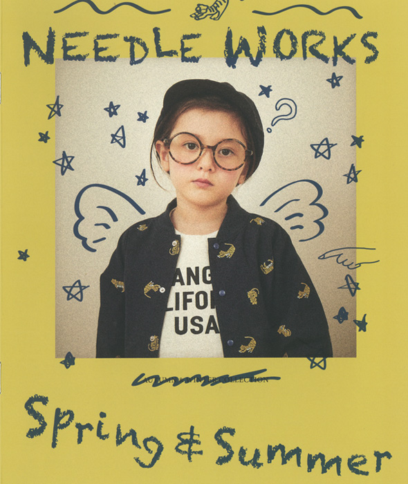 NEEDLE WORKS 2018 AUTUMN & WINTER COLLECTION